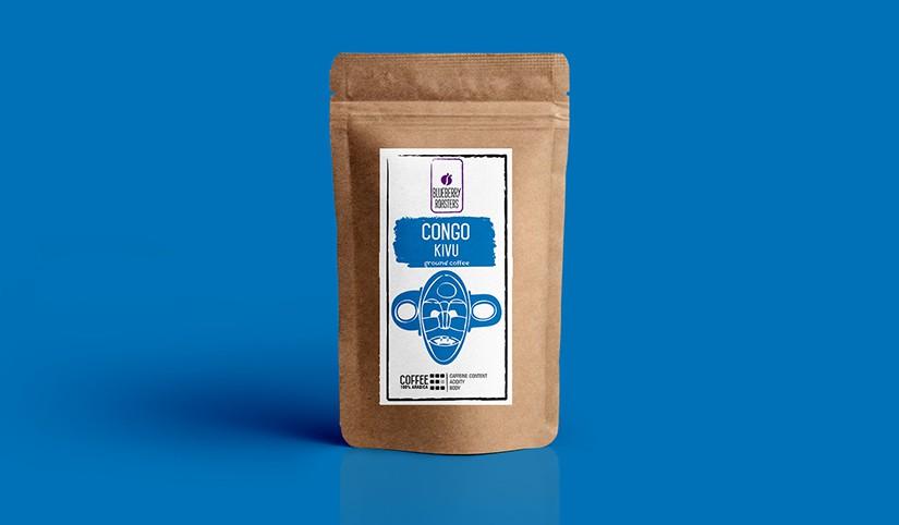 Blueberry Roasters - Congo