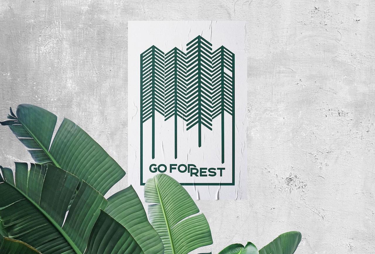 Leafwear - poster